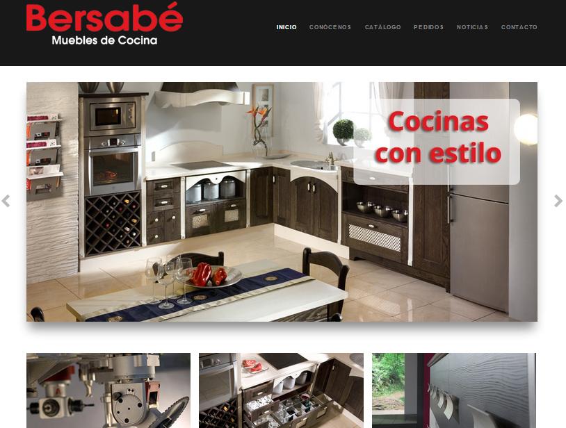 Nueva Web Bersabe.com