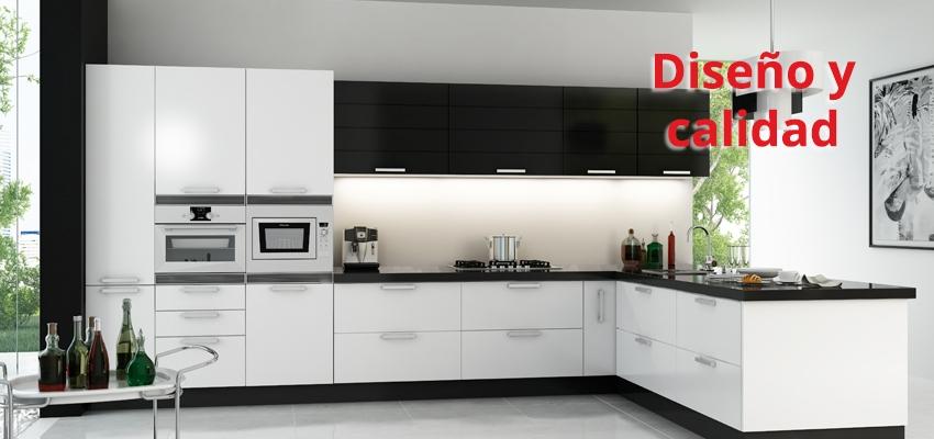 Muebles de cocina bersabe bersabe for Cocinas actuales