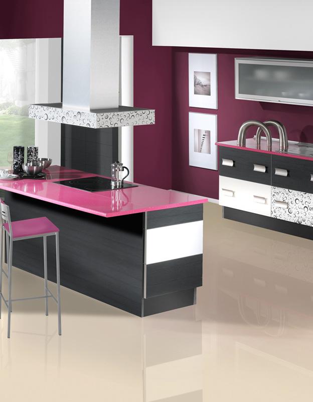 Cocinas bersabe for Muebles de cocina moviles